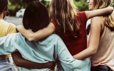Tip No. 6 Buscar gente afín y grupos de apoyo