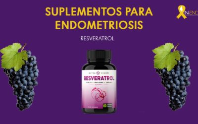 Suplementos para Endometriosis : RESVERATROL