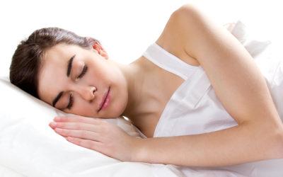 Tip No. 3 Dormir bien